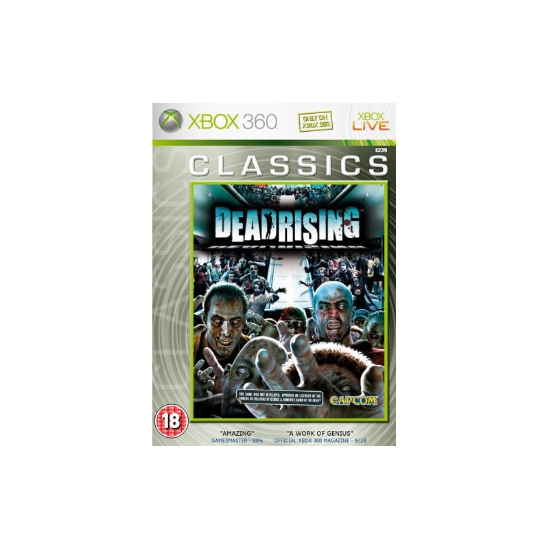 Dead Rising Classics Xbox 360