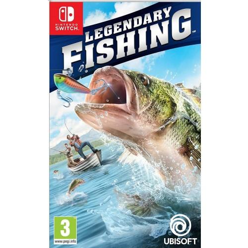 Legendary Fishing Nintendo Switch