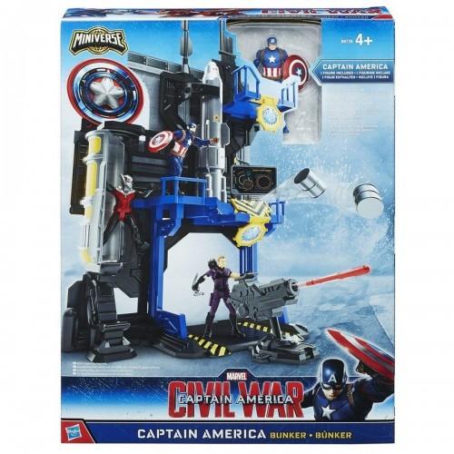 PlaySet Hasbro Captain America Bunker