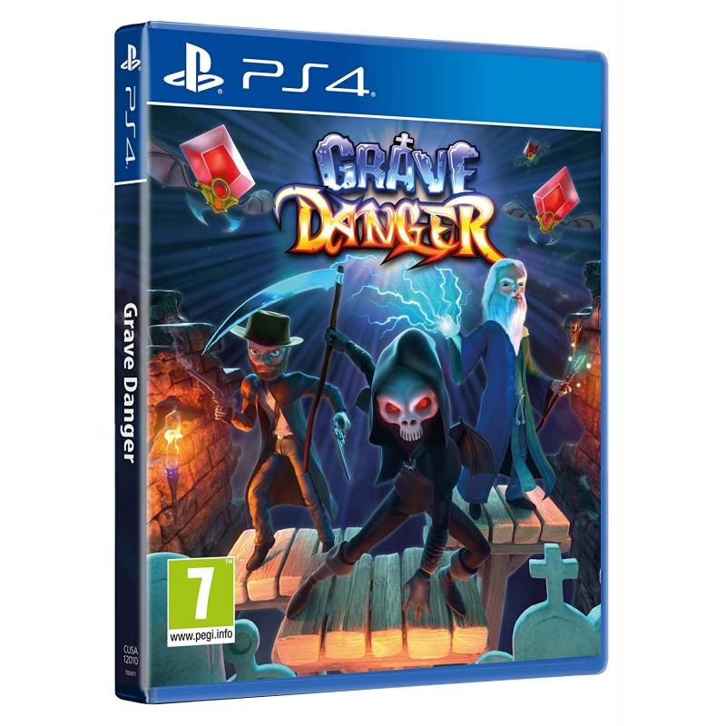 Grave Danger PS4