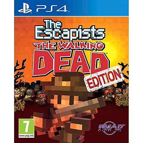The Escapists The Walking Dead Edition PS4