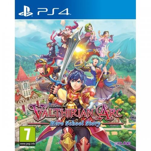Valthirian Arc Hero School Story PS4