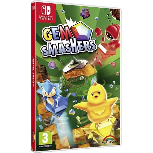 Gem Smashers Nintendo Switch