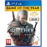 The Witcher 3 Wild Hunt Goty PS4