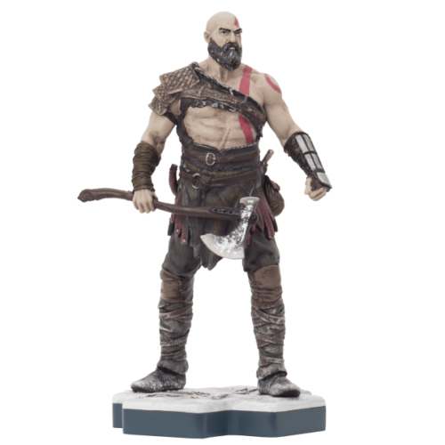 Figura Totaku God of War Kratos nº07