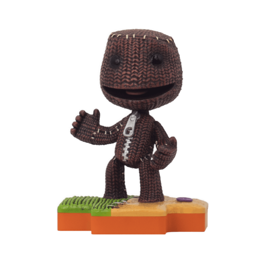Figura Totaku Little Big Planet Sackboy nº01
