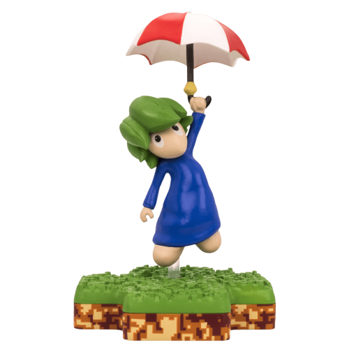 Figura Totaku Lemmings Umbrella Lemming nº17