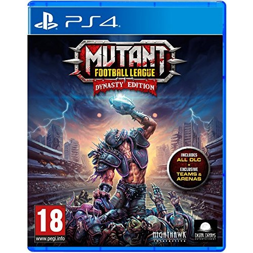 Mutant Football League Dynasty Edition PS4