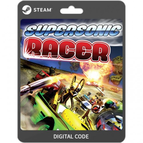 Super Sonic Racer PC