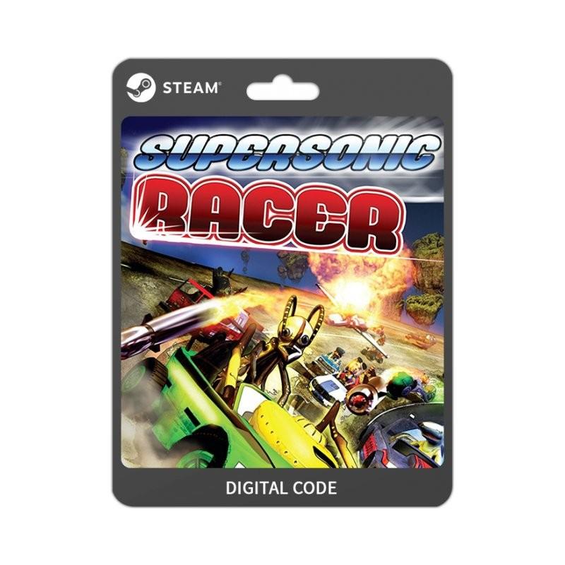 Super Sonic Racer PC