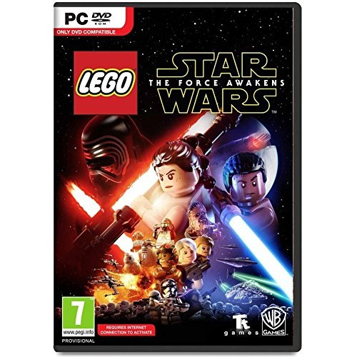 LEGO Star Wars The Force Awakens PC (Digital) (Envio por Email)
