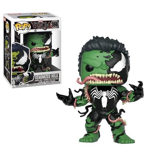 Figura Funko POP Marvel Venom Venomized Hulk 366