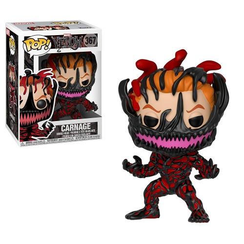 Figura Funko POP Marvel Venom Carnage 367