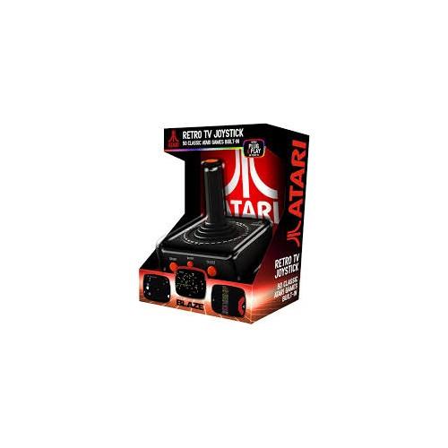 Consola Blaze Atari Retro TV Joystick 50 Jogos