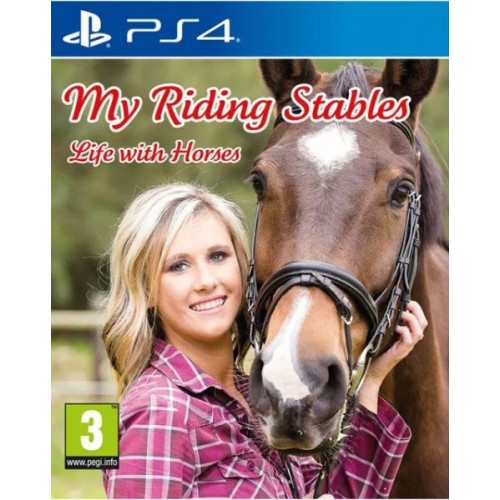 My Riding Stables Life with Horses PS4