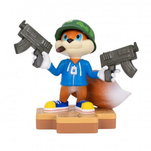 Figura Totaku Conkers Bad Fur Day Conker nº27